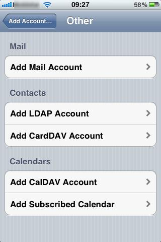 Address Book For Iphone